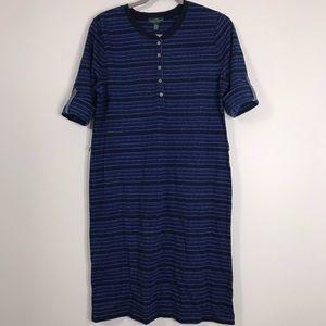 LRL Ralph Lauren 100% Cotton Dress